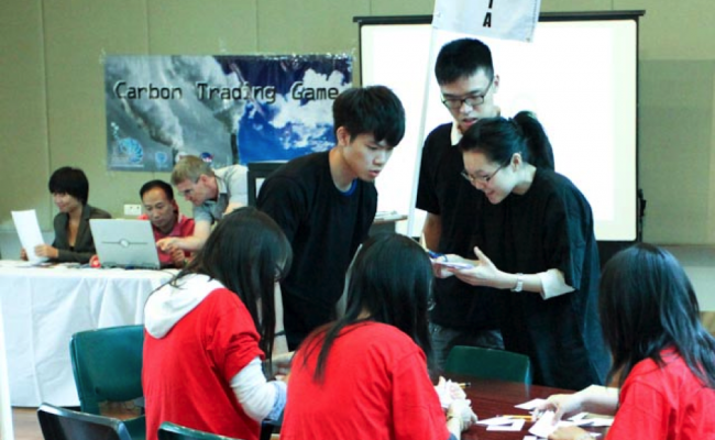 Carbon Trading Game